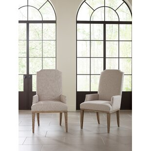 Affordable Price Monteverdi Upholstered Arm Chair (Set of 2) by Rachael Ray Home Reviews (2019) & Buyer's Guide