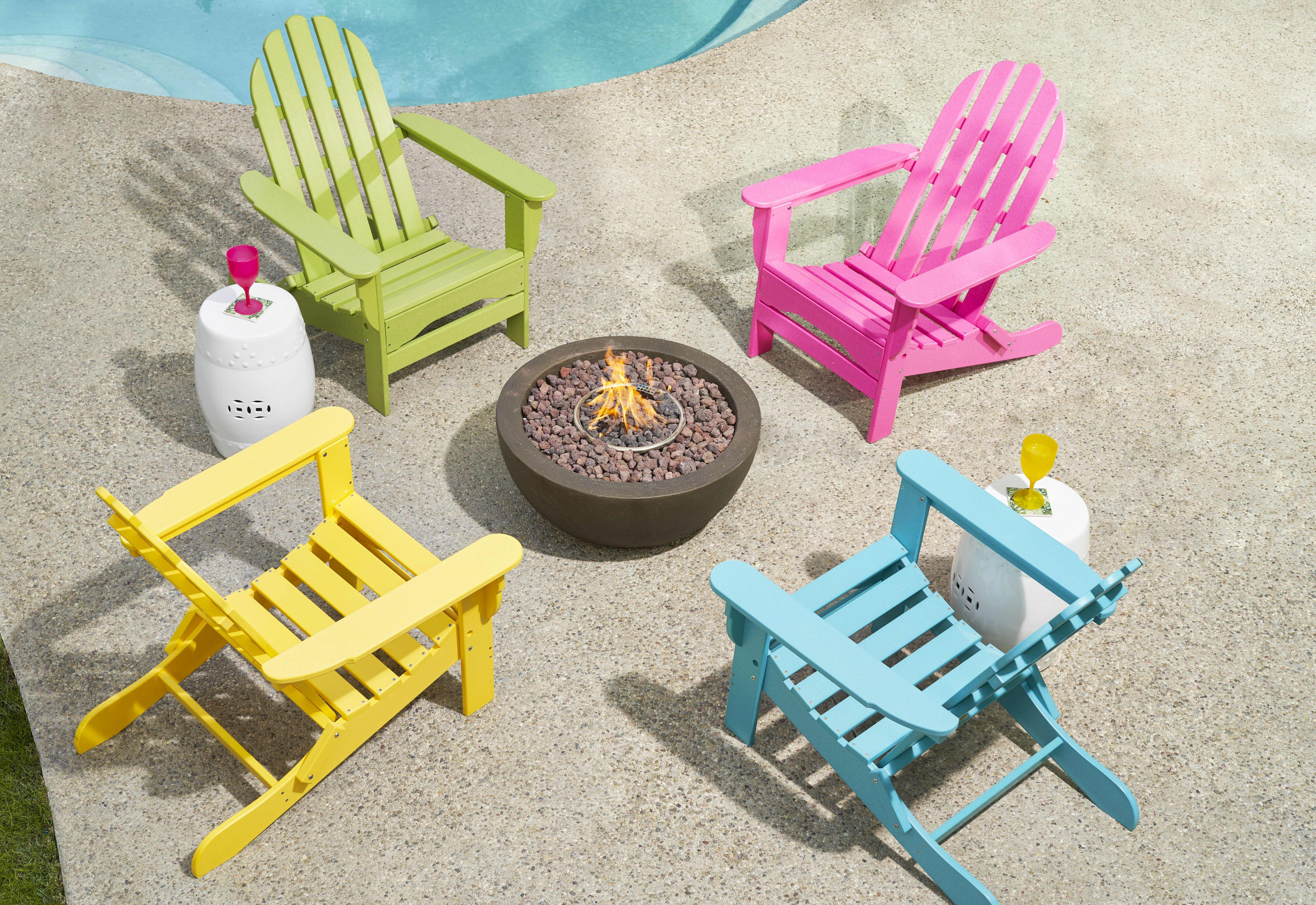 8 Cozy Ideas For Fire Pit Seating Wayfair
