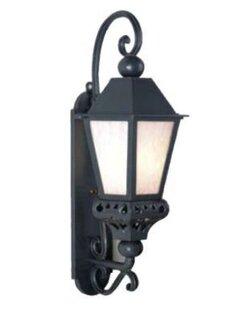 Phillipstown 1-Light Outdoor Wall Lantern..
