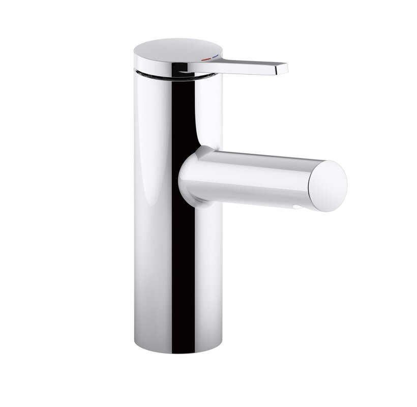 Elate Single Handle Bathroom Sink Faucet