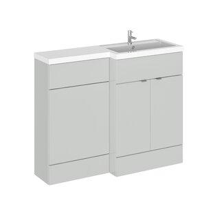 Maddalena 1105mm Free-standing Single Vanity By Belfry Bathroom