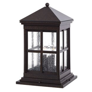 Great Outdoors by Minka Berkeley Outdoor 1-Light Pier Mount Light