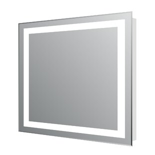 Eviva Evolution Bathroom LED Backlight Wall Mirror