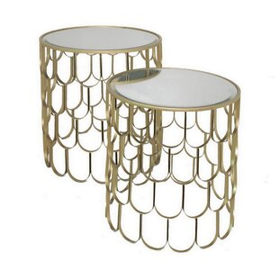 Three Hands Co. 2 Piece Nesting Tables