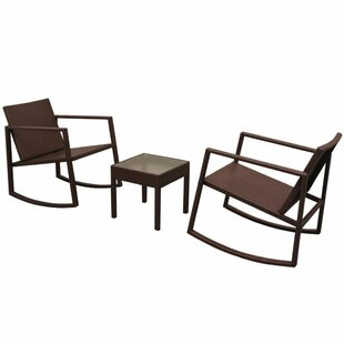 Conroy 2 Seater Rattan Conversation Set By Sol 72 Outdoor