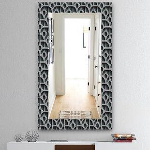 Mid Century Wall Mirror Wayfair