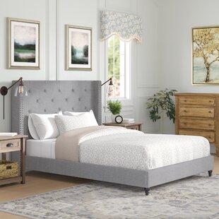 Priestley Upholstered Platform Bed by Winston Porter