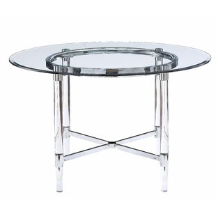 Caples Dining Table Ebern Designs