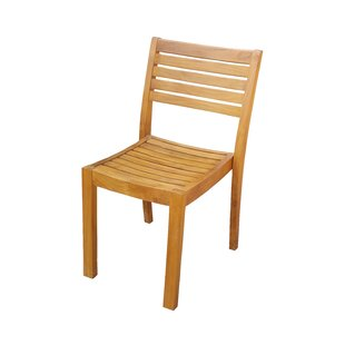 Cargo Solid Wood Dining Chair (Set Of 6) by Loon Peak Looking for