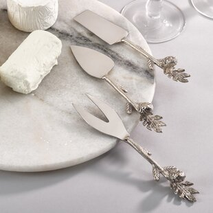 Bowlegs 3 Piece Cheese Knife Set