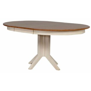 Iconic Furniture Contemporary Extendable Dining Table