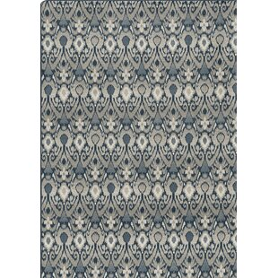 Roundtree Blue Gray Area Rug