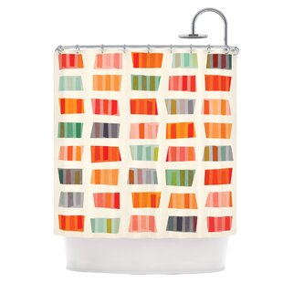 Towels Single Shower Curtain