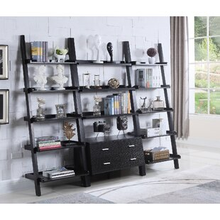 Mccaffery Quirky Ladder Bookcase by Ivy Bronx