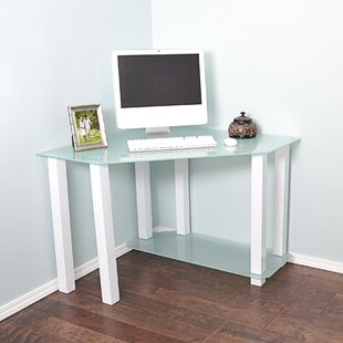 Chattanooga Corner Desk by Ebern Designs Sale