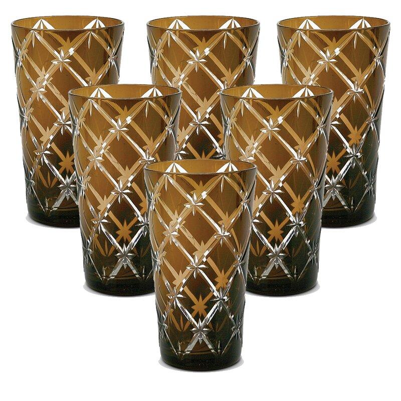 Impulse Starlight 16 Oz Glass Pint Glass Wayfair
