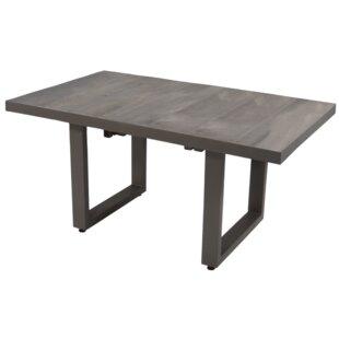Prato Aluminium Dining Table By Lesli Living