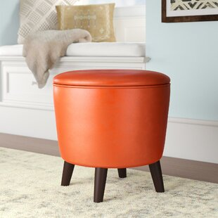 Deangelo Tufted Ottoman by Mis..