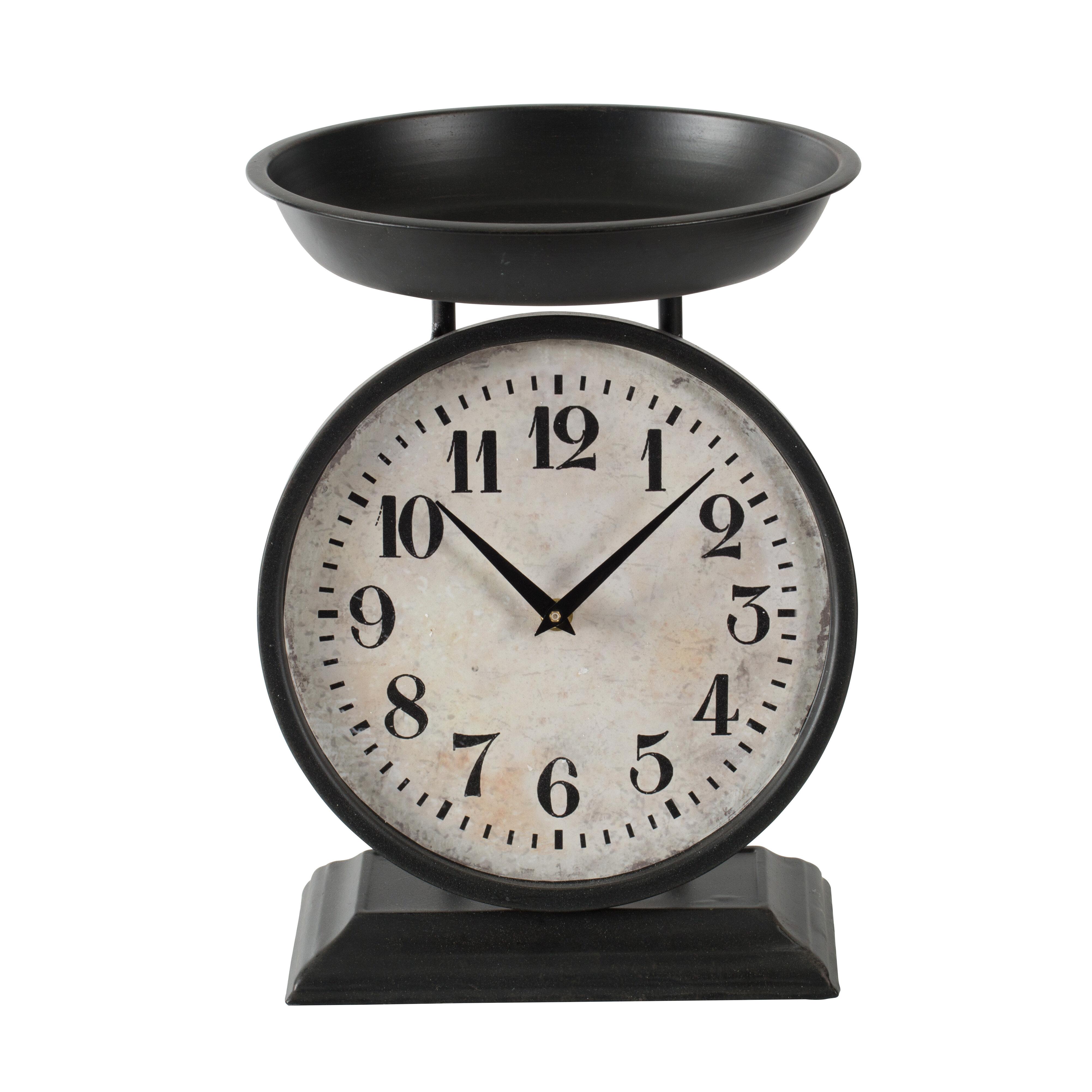 Rosalind Wheeler Mantel Tabletop Clocks You Ll Love In 2021 Wayfair