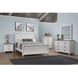 Ruben Standard Configurable Bedroom Set by Rosalind Wheeler