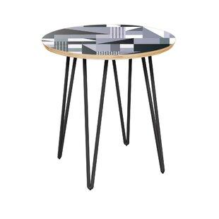 Rhames End Table by Brayden Studio
