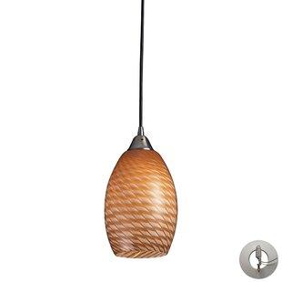 Latitude Run Flemington 1-Light Cone Pend..