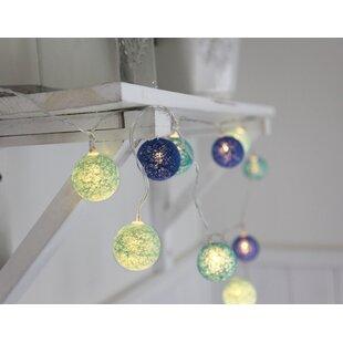 Mangels 10-Light Lantern String Lights Image
