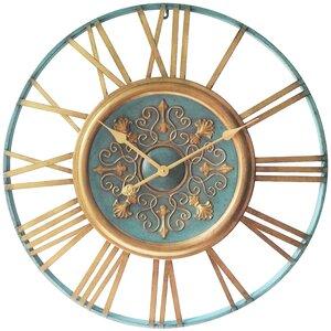 Metal Oversized Wall Clock