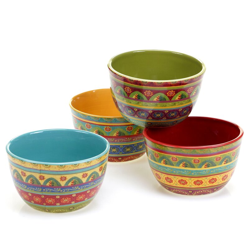 Alcott Hill Ohlman Ice Cream Bowl Set Reviews Wayfair