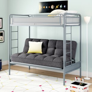 Best Price Julian Twin Futon Bunk Bed by Viv + Rae Reviews (2019) & Buyer's Guide