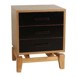 Hudson End Table by Porthos Home