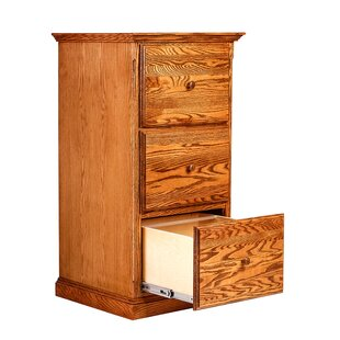 Loon Peak Mixon 3 Drawer Vertical File