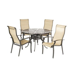 Charon Sling 5 Piece Dining Set