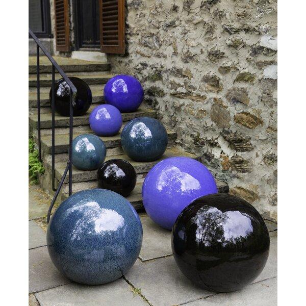 Concrete Garden Spheres Wayfair