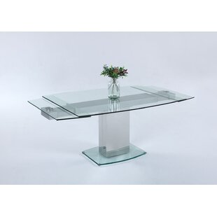 Orren Ellis Jasen Extendable Dining Table