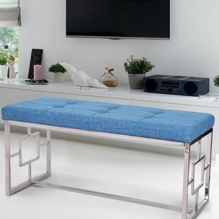 Ivy Bronx Corston Upholstered Bench