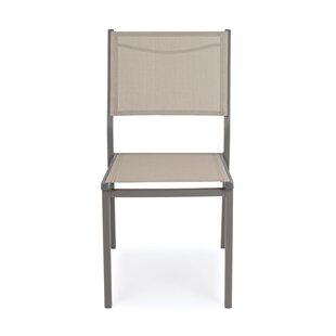 Chaudri Stacking Garden Chair (Set Of 6) By Ebern Designs