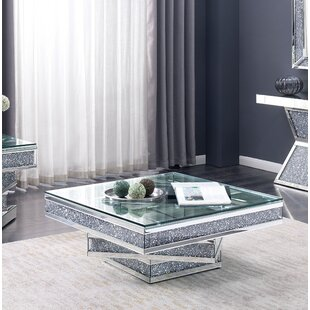 Everly Quinn Marlow Coffee Table