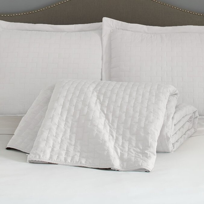 Eternal Madison 120 GSM Microfiber Luxury Quilted Blanket Ideas