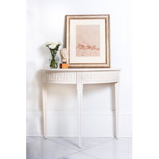Athena Demilune Console Table