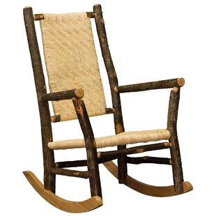 Loon Peak Queens Rocking Chair