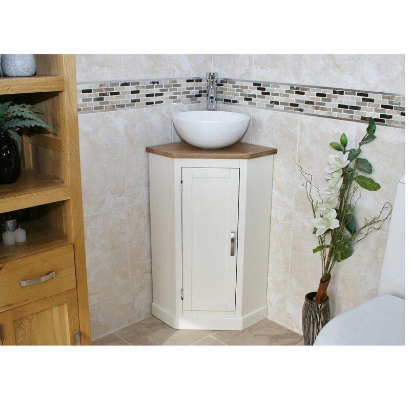 Belfry Bathroom Couto Compact Solid Oak