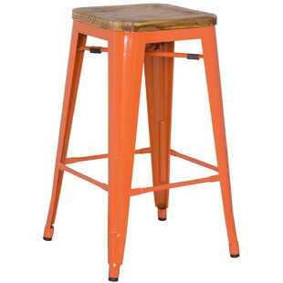 Ellery 26 Bar Stool (Set of 4) Trent Austin Design