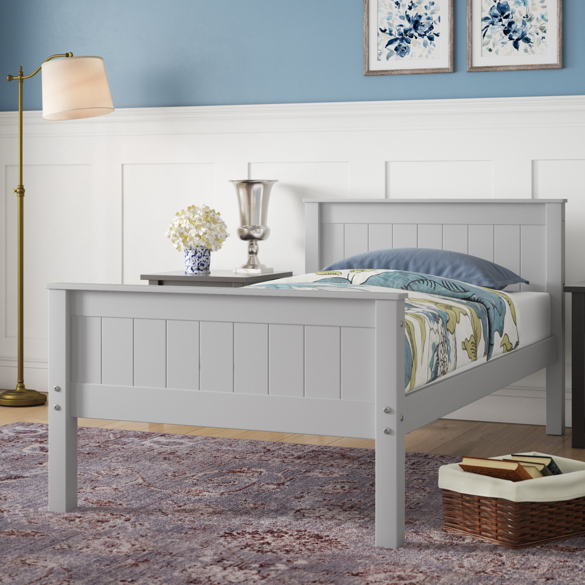Picture of: Full Size Kids Beds You Ll Love In 2020 Wayfair
