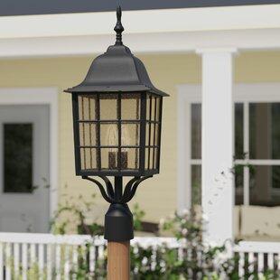 Charlton Home Oakhill 3-Light Aluminum Lantern Head