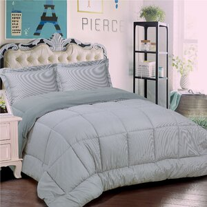 Loft 3 Piece Reversible Comforter Set