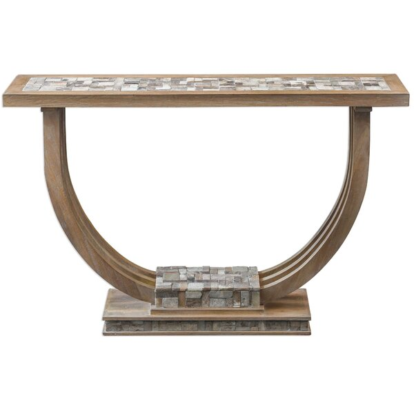 Mosaic Console Table | Wayfair