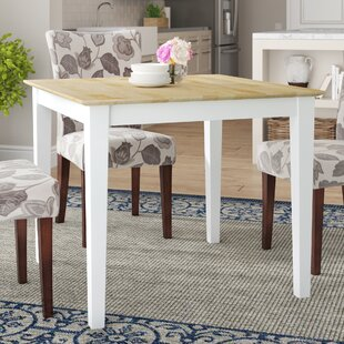Frost Dining Table by Charlton Home Discount