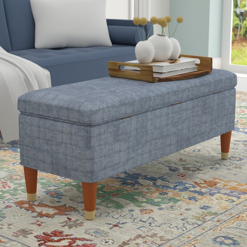 Attrayant Rizer Upholstered Storage Bench