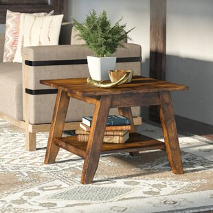 Read Reviews Hines End Table By Loon Peak